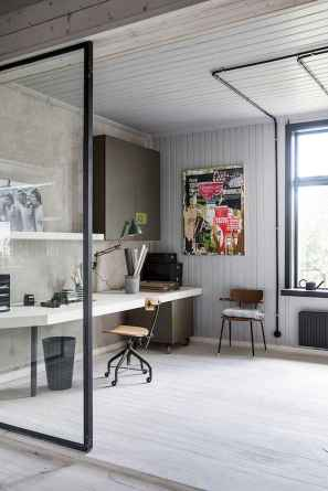 Smart solution for your workspace at home (52)