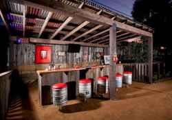 Top 50+ rustic bar ideas (21)