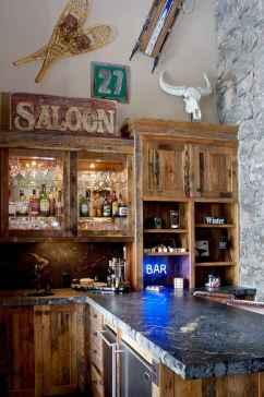 Top 50+ rustic bar ideas (43)