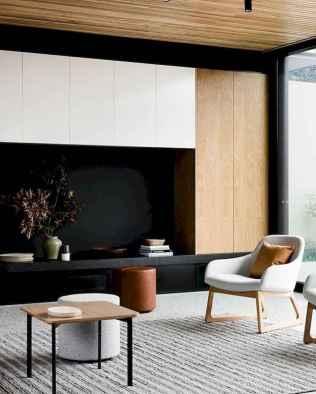 Unique tv wall living room ideas (39)