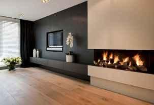 Unique tv wall living room ideas (48)