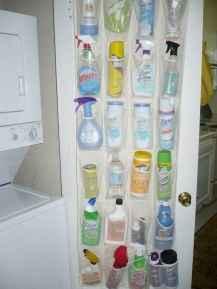 100 Awesome Apartment Studio Storage Ideas Organizing (126)
