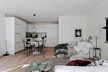 100 Awesome Apartment Studio Storage Ideas Organizing (16)