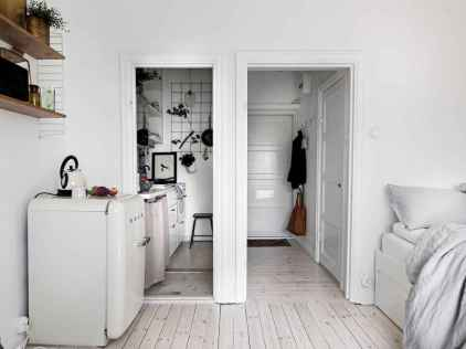 100 Awesome Apartment Studio Storage Ideas Organizing (37)
