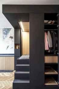 100 Awesome Apartment Studio Storage Ideas Organizing (51)
