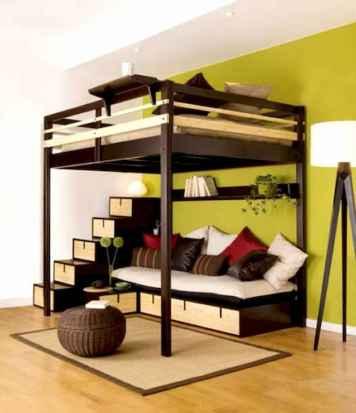 100 Awesome Apartment Studio Storage Ideas Organizing (86)