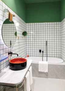 120 Colorfull Bathroom Remodel Ideas (111)