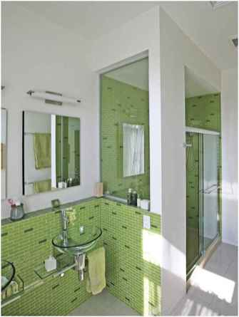 120 Colorfull Bathroom Remodel Ideas (55)