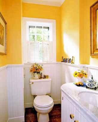 120 Colorfull Bathroom Remodel Ideas (87)