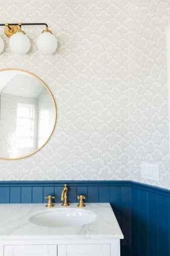 120 Colorfull Bathroom Remodel Ideas (97)