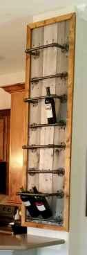 120 DIY Farmhouse Kitchen Rack Organization Ideas (104)