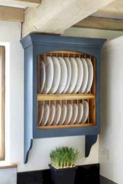 120 DIY Farmhouse Kitchen Rack Organization Ideas (13)