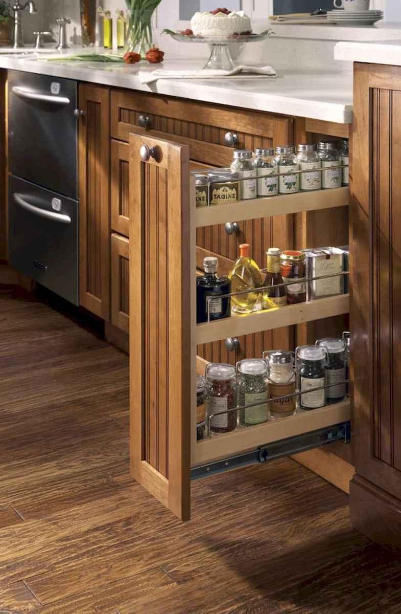 120 DIY Farmhouse Kitchen Rack Organization Ideas (2)
