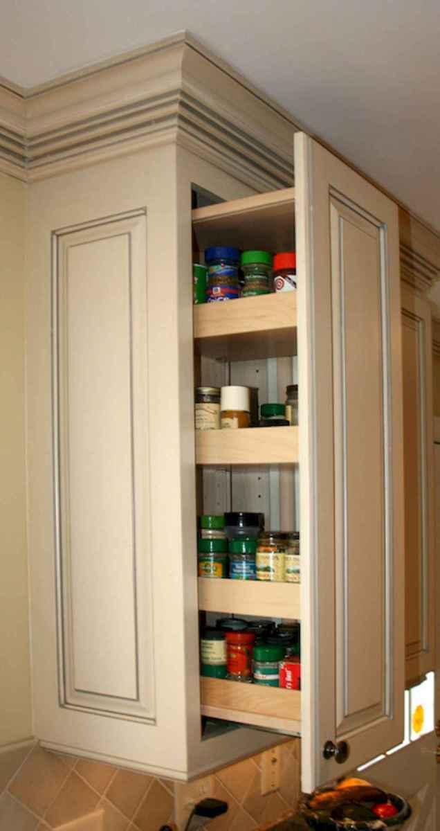 120 DIY Farmhouse Kitchen Rack Organization Ideas (23)