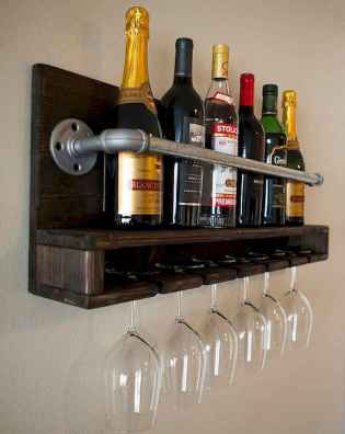 120 DIY Farmhouse Kitchen Rack Organization Ideas (26)