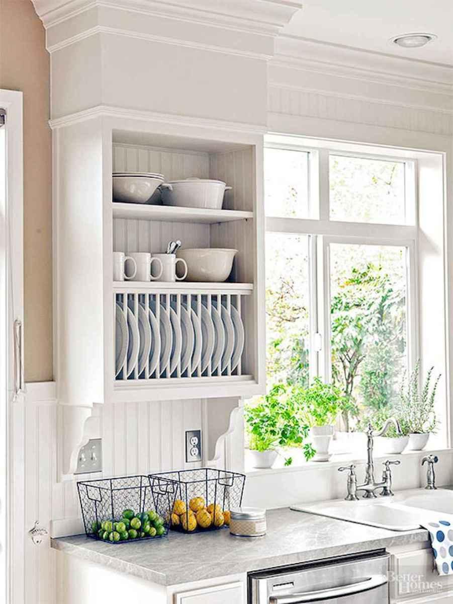 120 DIY Farmhouse Kitchen Rack Organization Ideas (3)