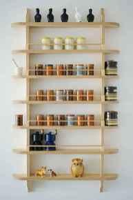 120 DIY Farmhouse Kitchen Rack Organization Ideas (5)