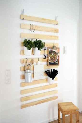 120 DIY Farmhouse Kitchen Rack Organization Ideas (60)