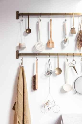 120 DIY Farmhouse Kitchen Rack Organization Ideas (67)