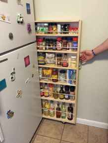 120 DIY Farmhouse Kitchen Rack Organization Ideas (7)