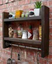 120 DIY Farmhouse Kitchen Rack Organization Ideas (79)