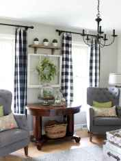 22 Cheap Farmhouse Curtains Ideas Decoration (1)