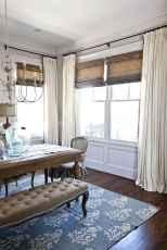 22 Cheap Farmhouse Curtains Ideas Decoration (19)