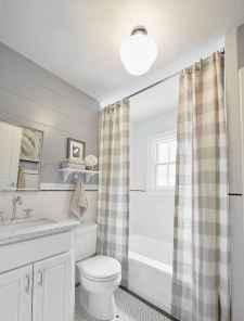 22 Cheap Farmhouse Curtains Ideas Decoration (20)