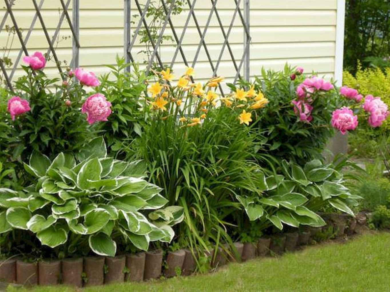 50 cheap and easy flower garden ideas (22)