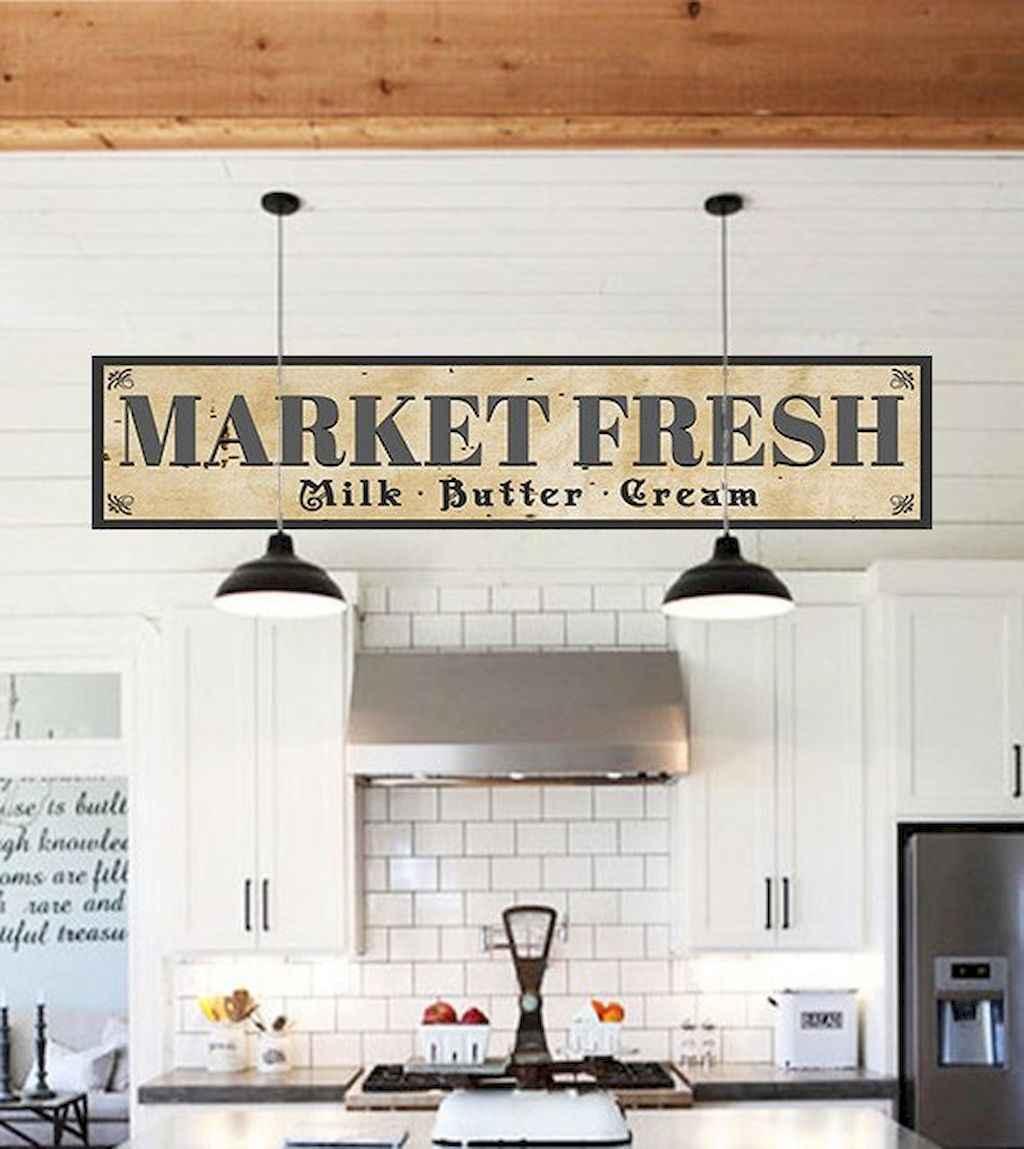 50 farmhouse kitchen decor ideas (25)