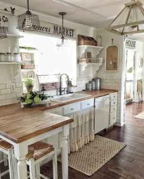50 farmhouse kitchen decor ideas (55)