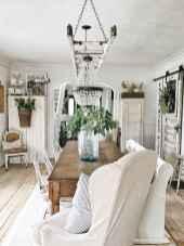 50 Modern Farmhouse Dining Room Decor Ideas (14)