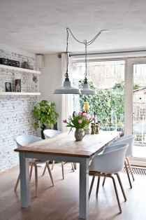 50 Modern Farmhouse Dining Room Decor Ideas (8)