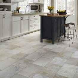 70 Tile Floor Farmhouse Kitchen Decor Ideas (21)