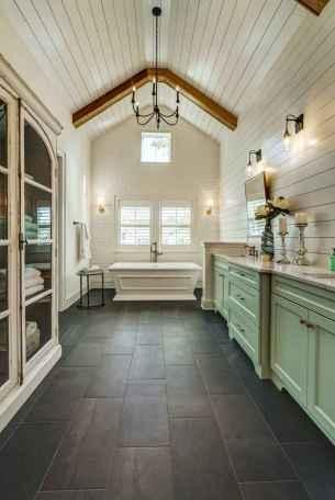 70 Tile Floor Farmhouse Kitchen Decor Ideas (42)
