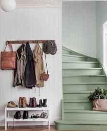 80 Modern Farmhouse Staircase Decor Ideas (18)