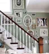 80 Modern Farmhouse Staircase Decor Ideas (29)