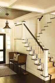 80 Modern Farmhouse Staircase Decor Ideas (46)