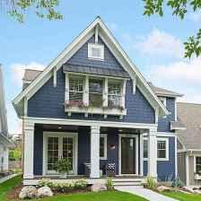 90 Modern American Farmhouse Exterior Landscaping Design (40)
