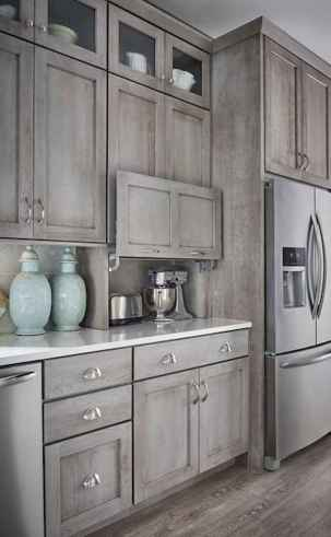 90 Rustic Kitchen Cabinets Farmhouse Style Ideas (26)