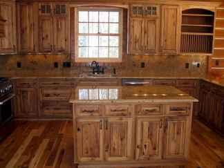 90 Rustic Kitchen Cabinets Farmhouse Style Ideas (57)