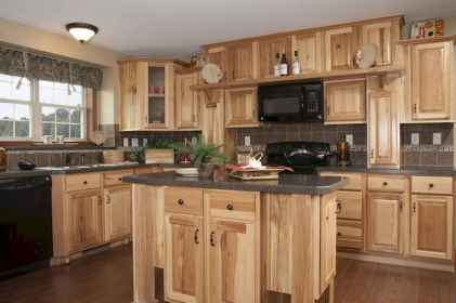90 Rustic Kitchen Cabinets Farmhouse Style Ideas (61)