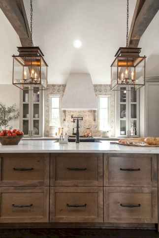 90 Rustic Kitchen Cabinets Farmhouse Style Ideas (7)