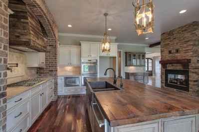 90 Rustic Kitchen Cabinets Farmhouse Style Ideas (71)