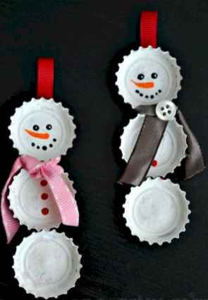 15 Cute Christmas Crafts Ornaments (13)