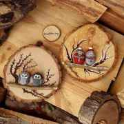 15 Cute Christmas Crafts Ornaments (8)
