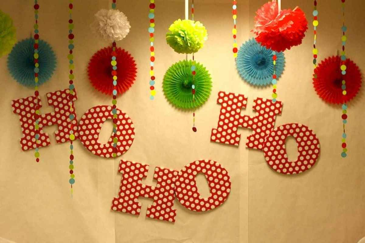 20 Best Christmas Party Decorations Photo Booths Ideas (13)