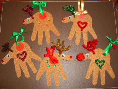 20 Easy DIY Christmas Crafts For Kids (5)
