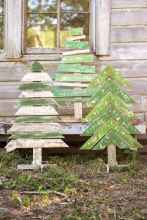 25 Aweome DIY Christmas Decorations Ideas For First Apartment (15)