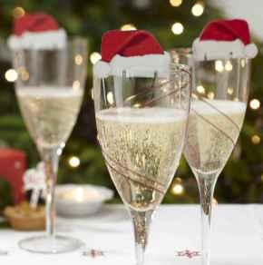25 Elegant Christmas Party Table Decorations Ideas (20)